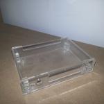 קופסאות פרספקס כמארז למכשיר אלקטרוני